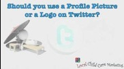 Childcare Marketing - Discussing the Use of a Profile Picture or Logo on Twitter