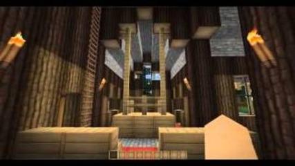 Рекламка на Minecraft The Realm of Vikdal