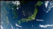 Дивата природа на Япония 2 ( Тропическото крайбережие и страната на мечките )