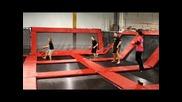 Trampoline Dodgeball at Xtremetrampolines(.com)
