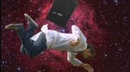 Space Laptops - The Slow Mo Guys