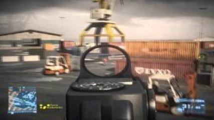 Battlefield 3 Aek 971 демонстрация
