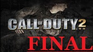 Call of Duty 2 Veteran 27. The Crossing Point, Final Mission