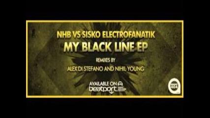 Nhb vs Sisko Electrofanatik - My Black Line (original Mix)