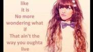 Cher Lloyd - Love Me For Me [lyrics]