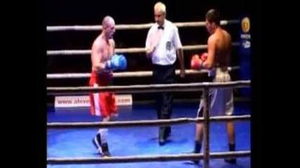 Алексей Рибчев срещу Флорин Оанеа