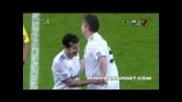 Real Madrid Allstars 8-3 Bayern M
