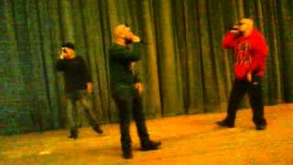 Big Sha, Sarafa ft Konsa - Rick Ross (live Blagoevgrad 28.03.2013)