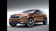2014 Kia Cross Gt Concept from Chicago Auto Show 2013 - Cuv Suv Sorento horsepower specs price 2016