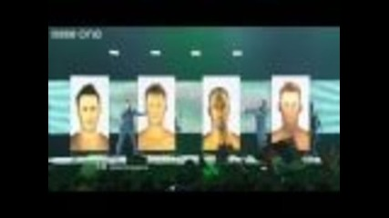 Евровизия 2011 - Англия | Blue - I can ( Аз мога ) [hq]