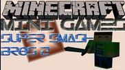 Minecraft Mini Games - Super Smash Bros Ownage