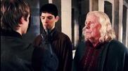 "Merlin || ""he's in the tavern, isn't he?"""