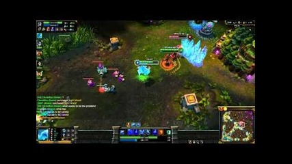 League of Legends Game 16 - Anivia