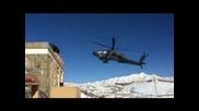 Катасрофа на вертолет Апачи в Афганистан
