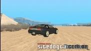 Gta San Andreas Mod: Nissan 300zx