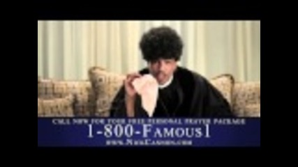 """Dj Nick Cannon - """"famous"""" feat. Akon (official Music Video)"""