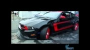 2012 Mustang Boss 302 in Action