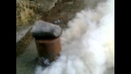 mnogo silna dimka sus selitra