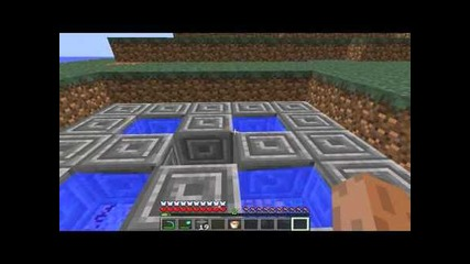 Minecraft : как да си направим генератор за камъни