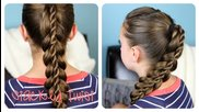Stacked Twist Ponytail   Cute Girls Hairstyles