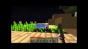 Minecraft Custom Maps: Sky Island Survival Ep.3 with Sparc0 and Venom