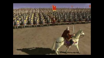 Римляни срещу Персийци