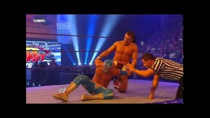 Sin Cara vs Daniel Bryan