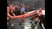 един запомнящ се мач на Brock Lesnar