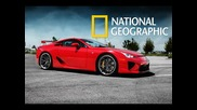Lexus Lfa / Megafactories (national Geographic)