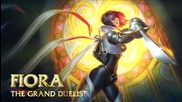 League of Legends- The Grand Duelist Fiora