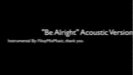 Джъстин Бийбър Be Alright Акостична версия!