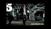 #5mag #silks Rio Ferdinand, John Farnworth, Charlotte Lade and