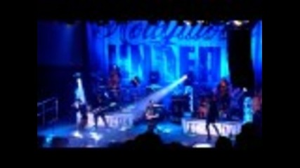 Hollywood Undead - Gangsta Sexy ~ Live [h *