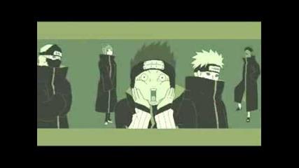 Naruto Shippuden Ending 8 - Bacchikoi, Bacchikoi (akatski)