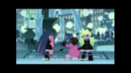 Panty & Stocking with Garterbelt: Episode 9 Eng subs Hd part 3/3