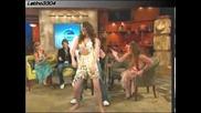 Marlene Favela танцува Reggeaton