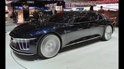 Italdesign Giugiaro Gea - 2015 Geneva Motor Show