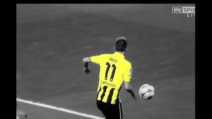 Marco Reus l Germany Striker l Hd