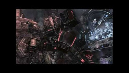 Transformers : War For Cybertron trailer - Война за Кибертрон