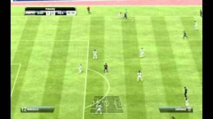 Fifa 13 - Random Gameplay Fc Barcelona vs Real Madrid [hd]