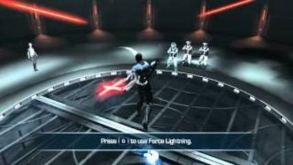 По заявка-star wars- The force unleashed