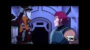 Thundercats 2011 Episode 11 Forest Of Magi Oar 2/2