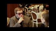 Интервью с Борисом Гребенщиковым.