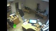 Видео материали на метеора в Русия