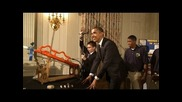Marshmallow Launch at the White House Science Fair