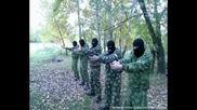 Демушкин подготовка на отряд Русские