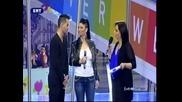 Софи Маринова пее Love Unlimited на Гръцкия финал за Евровизия 2012!