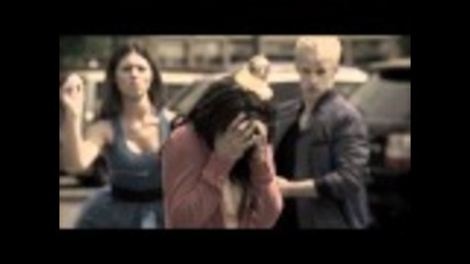 Glee, Jesse & Rachel-jar of Hearts from Glee