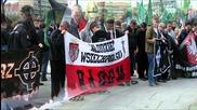 Полски националисти на 1 май 2013 във Варшава