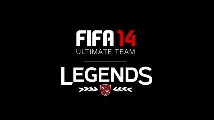 Fifa 14 Ultimate Team Trailer - Legends